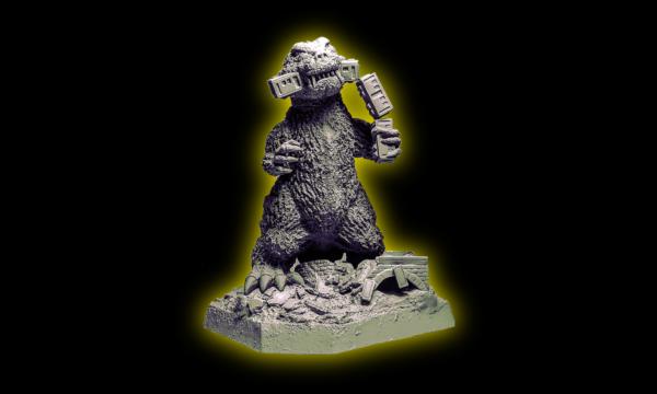 Mini Godzilla